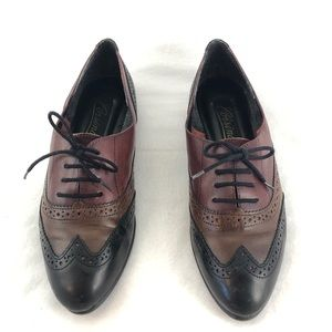 Corsina Oxford Shoes Size 8